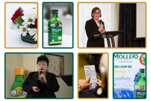 Möller's Cod Liver Oil Omega-3 – evenimentul de lansare în România, cu participarea Ambasadorului Norvegiei